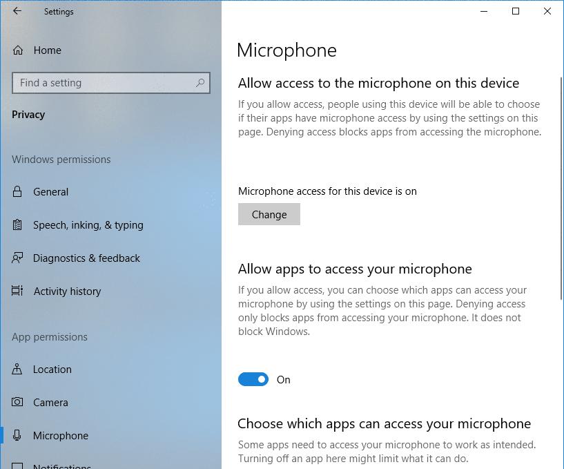 ESI - Knowledge Base / FAQ: Recording not working, Windows 10 April