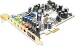 Prodigy X-Fi NRG PCIe card